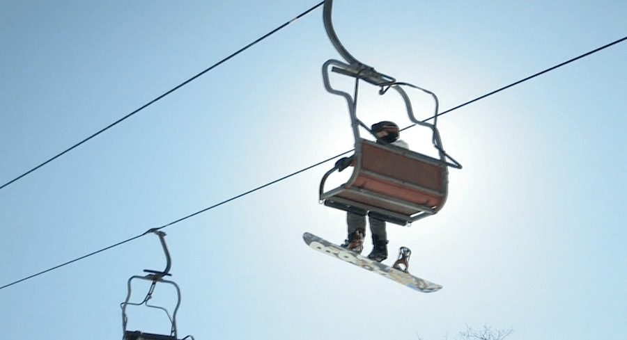 Michigan Scenic Ski Lifts