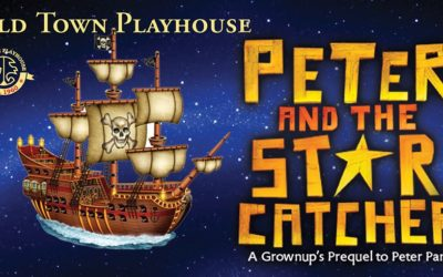 Peter and the Starcatcher at the Old Town Playhouse