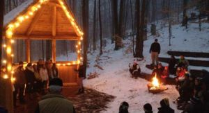 Winter Sounds Holiday Concert at Michigan Legacy Art Park