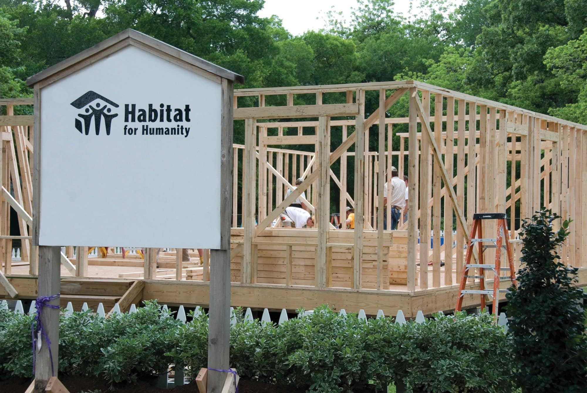Giving tuesday northern michigan style for Building a house in michigan