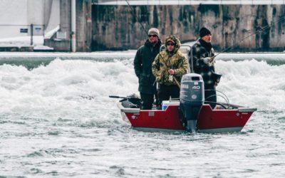 Winter Steelhead Fishing Tips in Northern Michigan