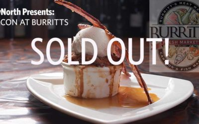 MyNorth Presents: A Bacon at Burritt's Pairing Event
