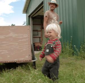Farmer Jess Piskor: Bare Knuckle Farm