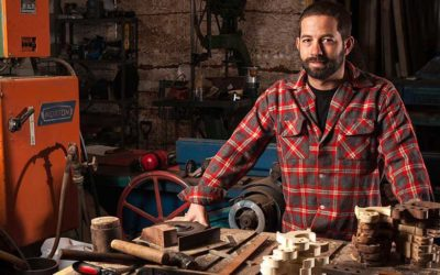 Florip Toolworks Preserves Tradition with Handcrafted Woodworking Tools