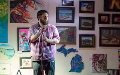 Local Traverse City Comedy Scene Growing