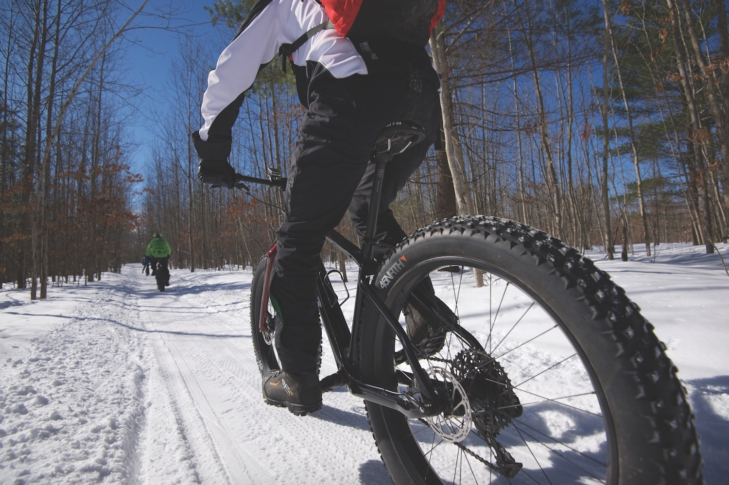 timber ridge fat bike