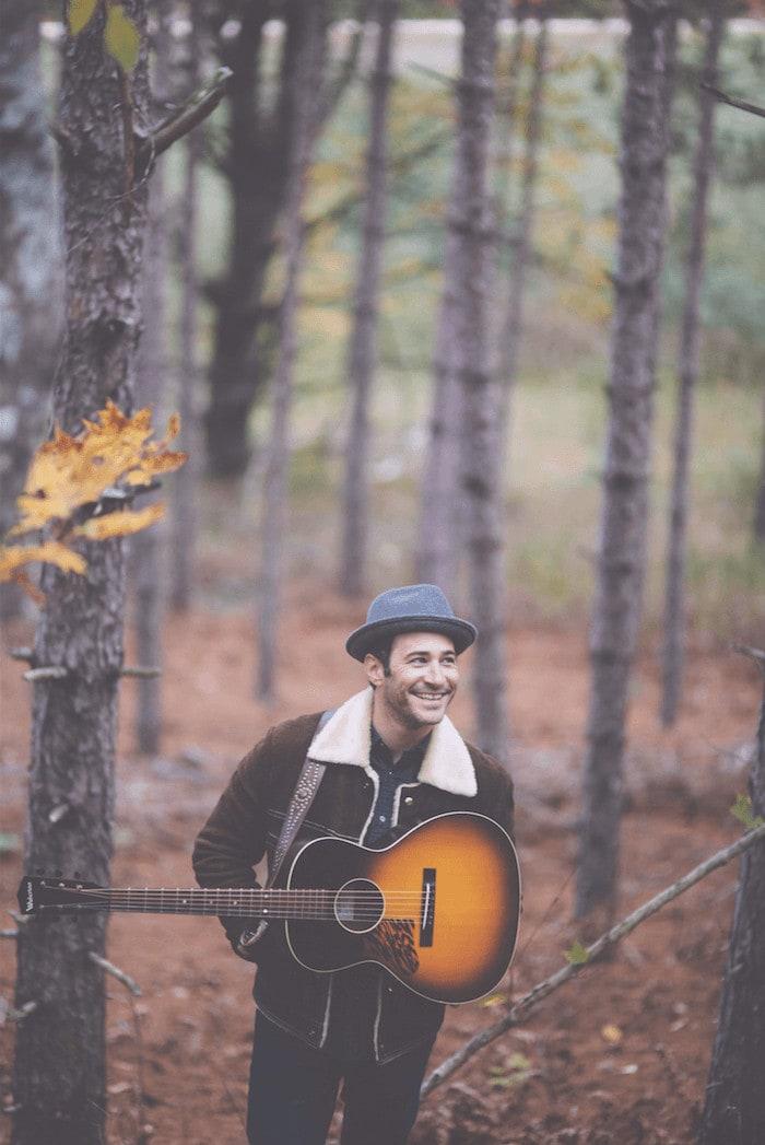 Joshua Davis The Voice