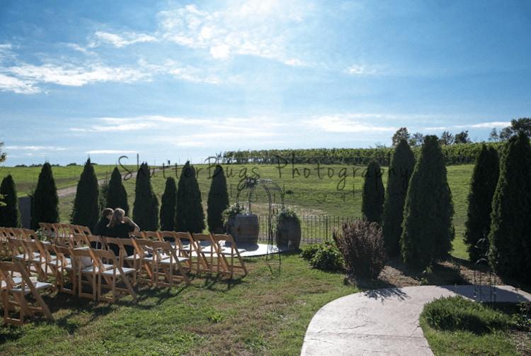 Aurora Cellars wedding