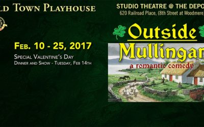 """Old Town Playhouse Presents """"Outside Mullingar,"""" a Valentine Special"""