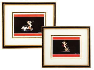 Collectible Cupid Prints