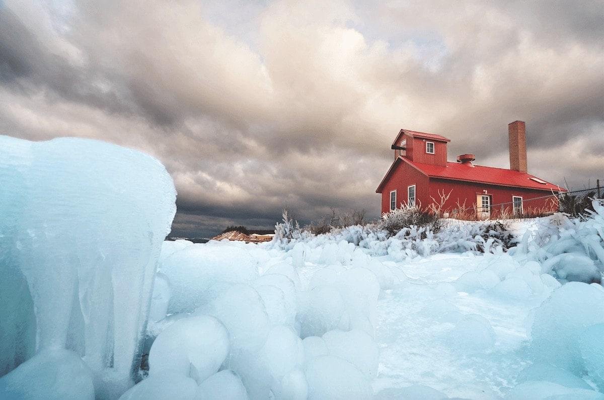 michigan winter travel ideas