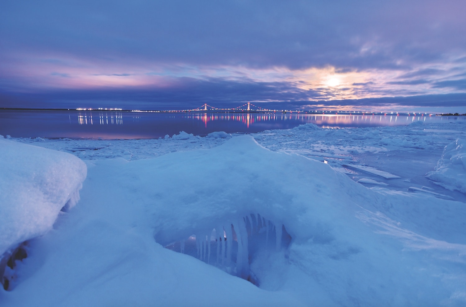 11 Dazzling Northern Michigan Winter Travel Ideas For Your