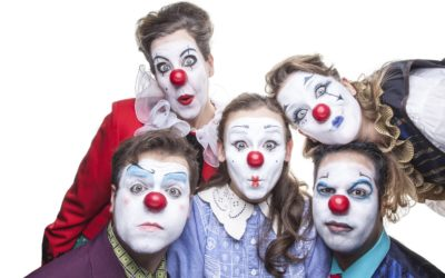 Parallel 45 Theatre Presents Alice in Wonderland with a French Twist