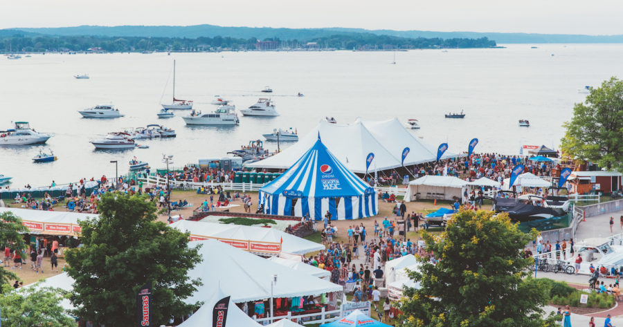 National Cherry Festival Tickets