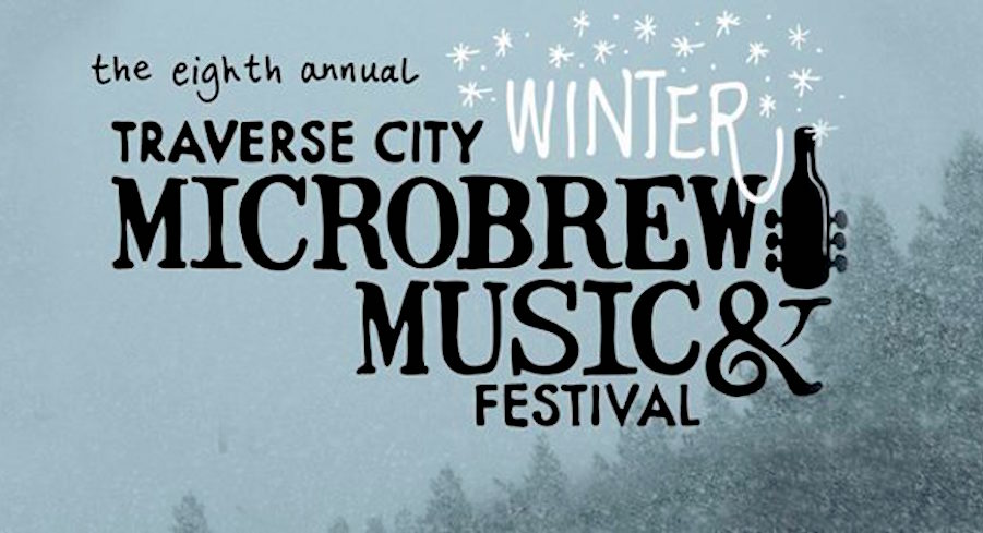 Incredible beer and music lineup set for winter microbrew for Craft shows in traverse city mi