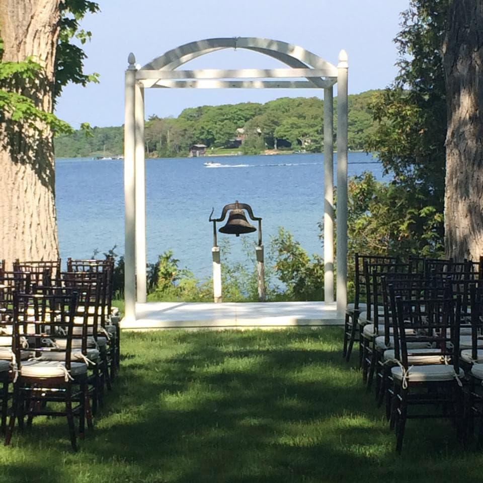 Arch Wedding Rental: Monstrey MacDonald Special Events