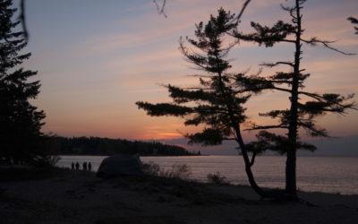 Coastal Camping on Lake Michigan and Beyond