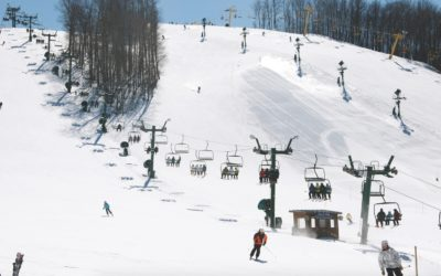 New This Winter at Nub's Nob Ski Area in Harbor Springs