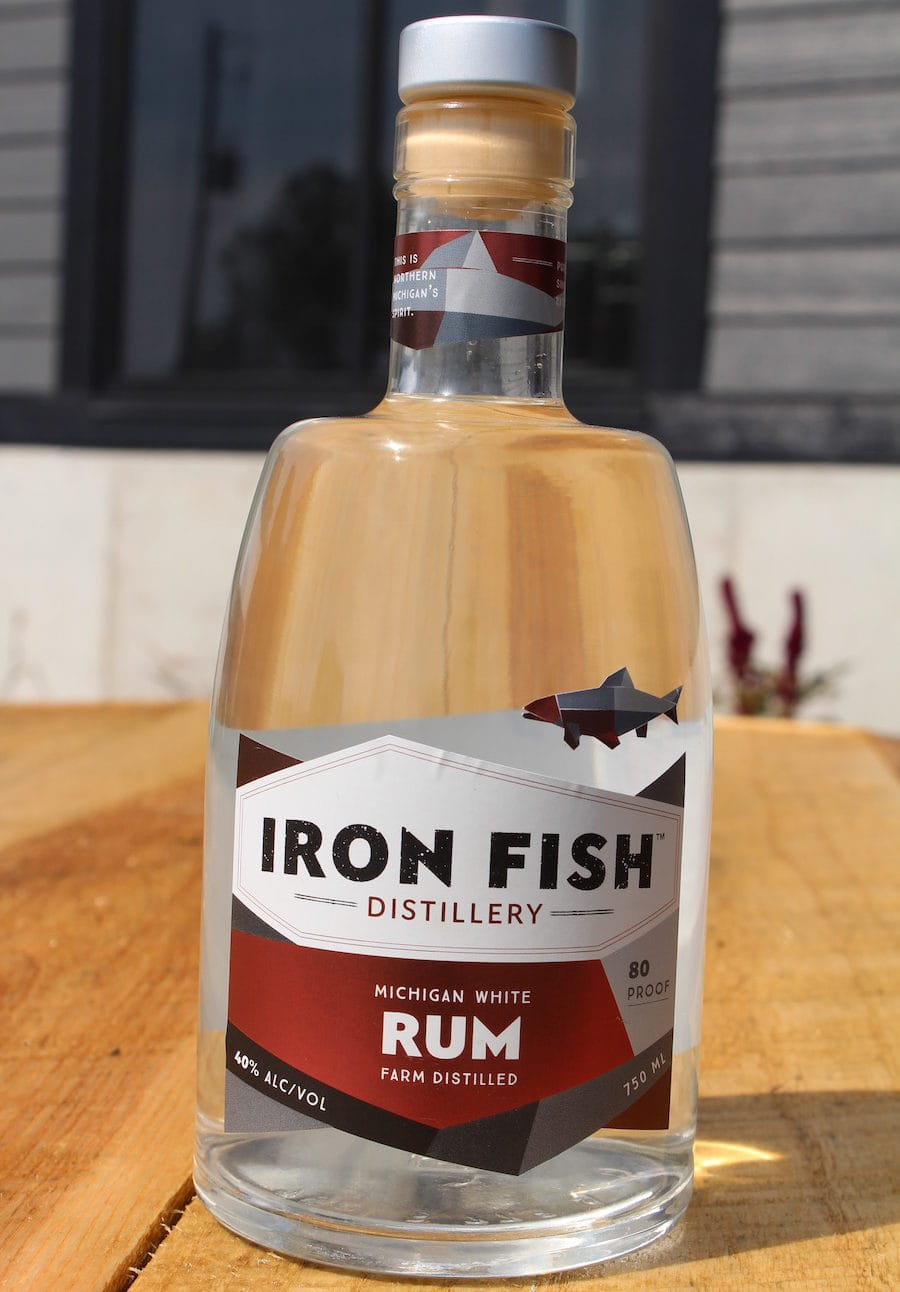 Apr s ski craft cocktails hot buttered rum recipe by iron for Iron fish distillery