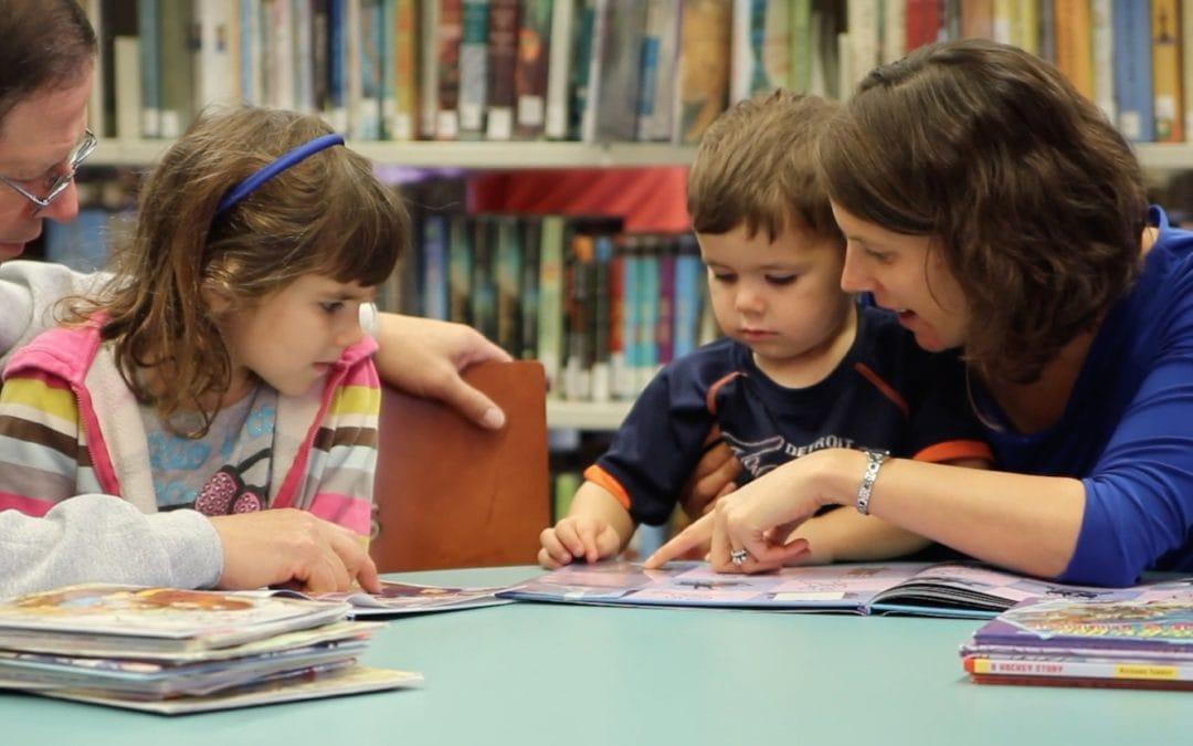 Funding Future Readers Celebration