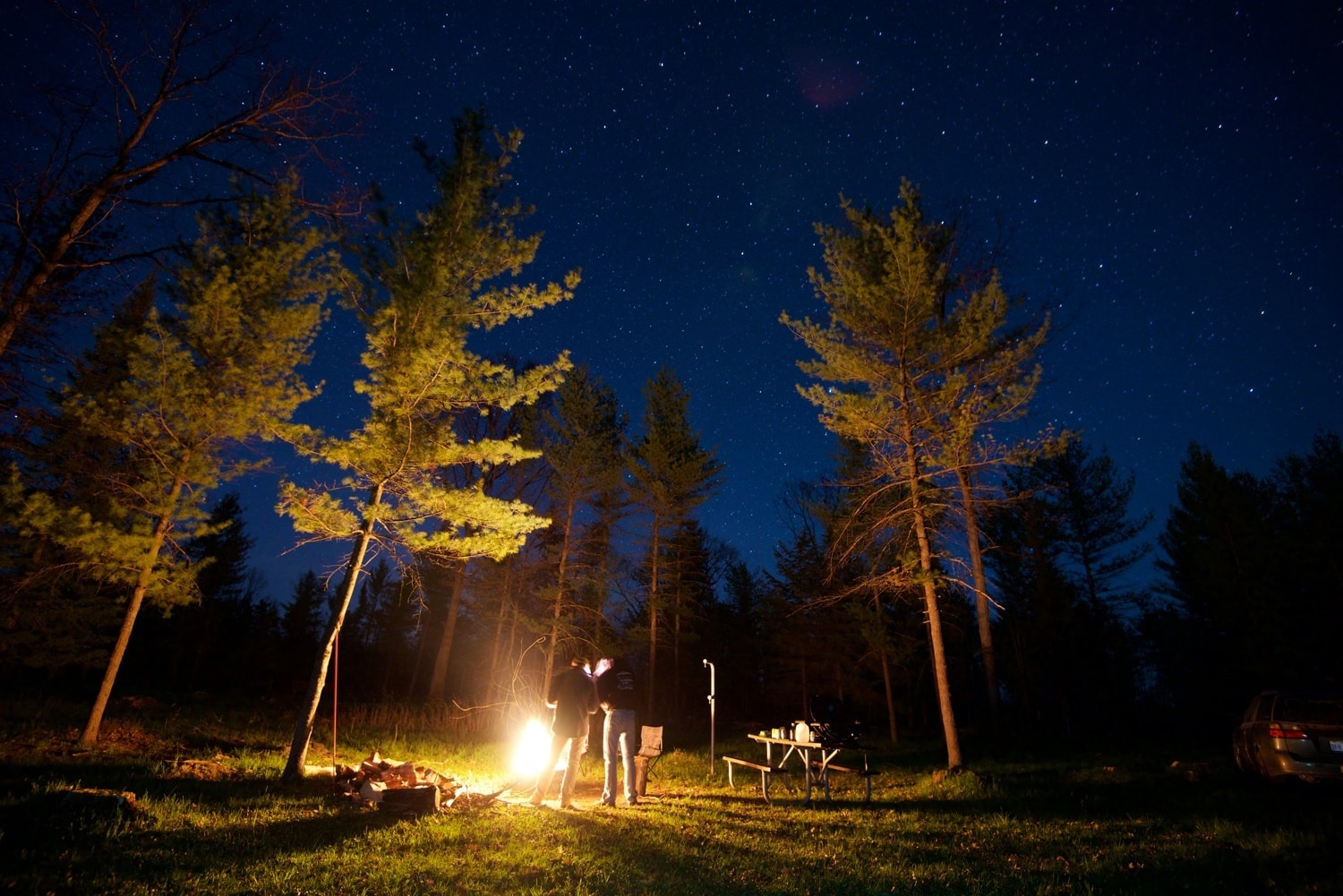 Spring Camping in Northern Michigan (Gear Tips + Trail ...