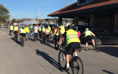 Traverse City Ride of Silence Honors Cyclists Killed or Injured on Public Roads