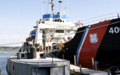 Weekend Rescues Prompt Coast Guard Warning of Cold Water Dangers