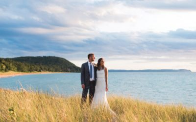 Just Add H2O: Up North Weddings By The Water