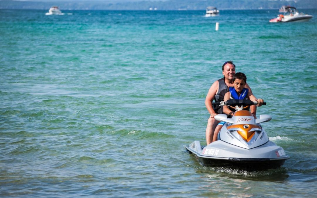 Vacation Inspiration: Torch Lake is a Water-Lover's Paradise