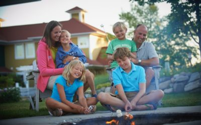 Win a Two-Night Family Vacation for Four in a Beautiful Cottage at Crystal Mountain!