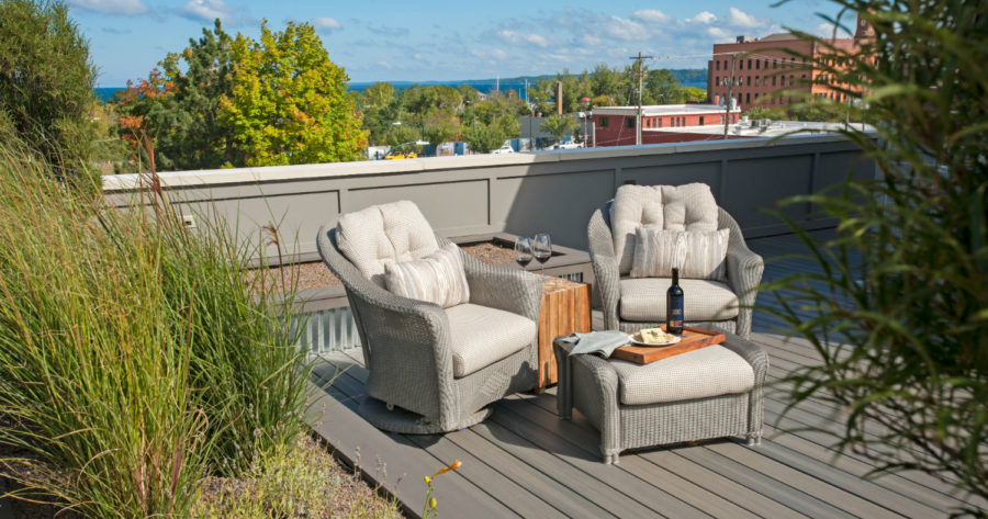 Uptown Living In The Heart Of Traverse City
