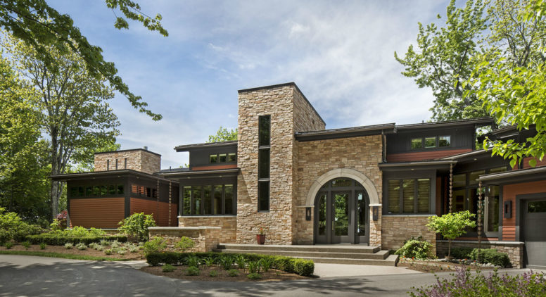 Elements of Style: Frank Lloyd Wright-Inspired Home Designed by Architect Joseph Mosey