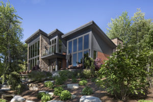 Elements Of Style Frank Lloyd Wright Inspired Home