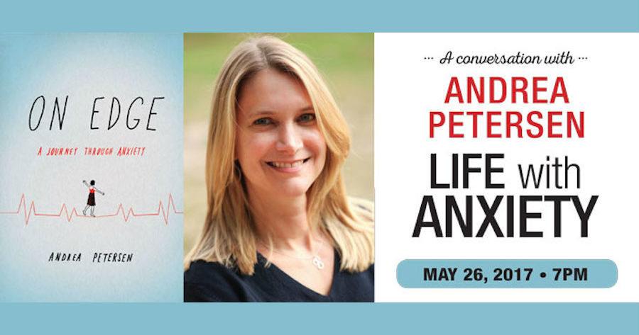 Andrea Petersen National Writers Series