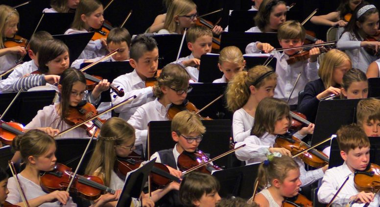 Crooked Tree Youth Orchestras Perform Spring Concert at Boyne City Performing Arts Center