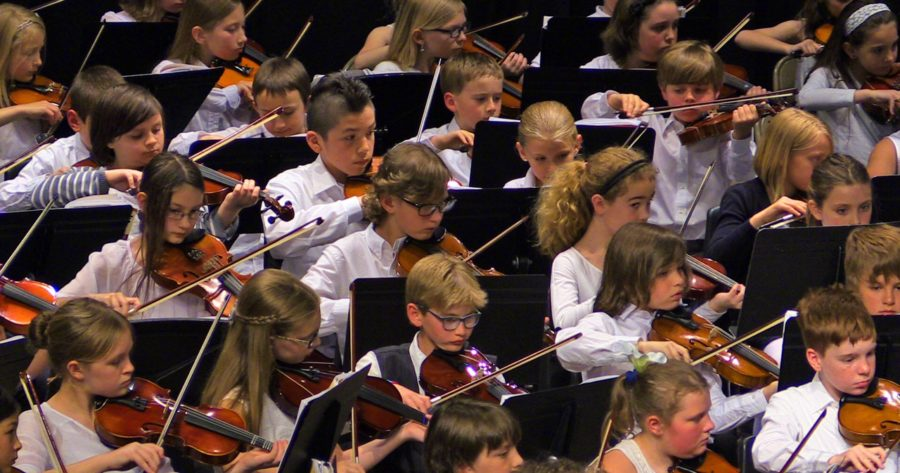 Crooked Tree Youth Orchestras