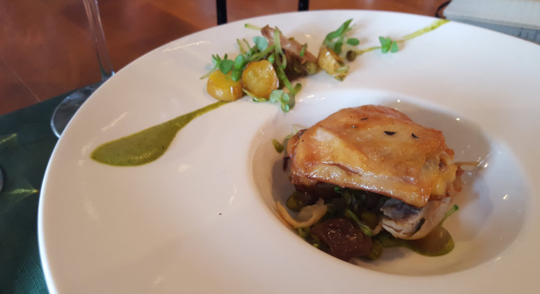 New Wine Lunch Offered at Chateau Chantal