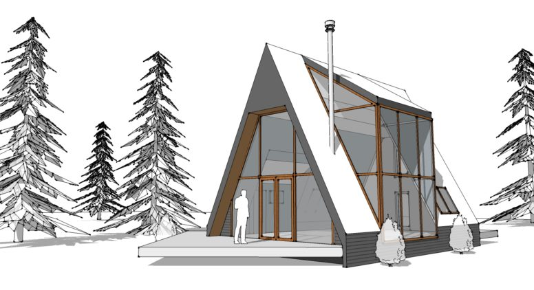 Tiny Houses with Northern Michigan Style by beag+haus