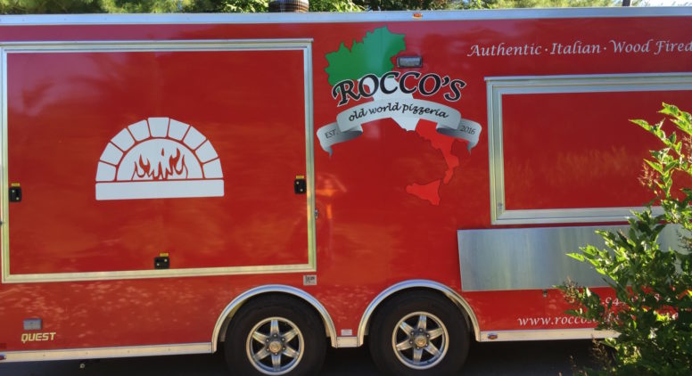 Serving Up Fresh Pizza and Pasta at Rocco's Old World Pizzeria Food Truck