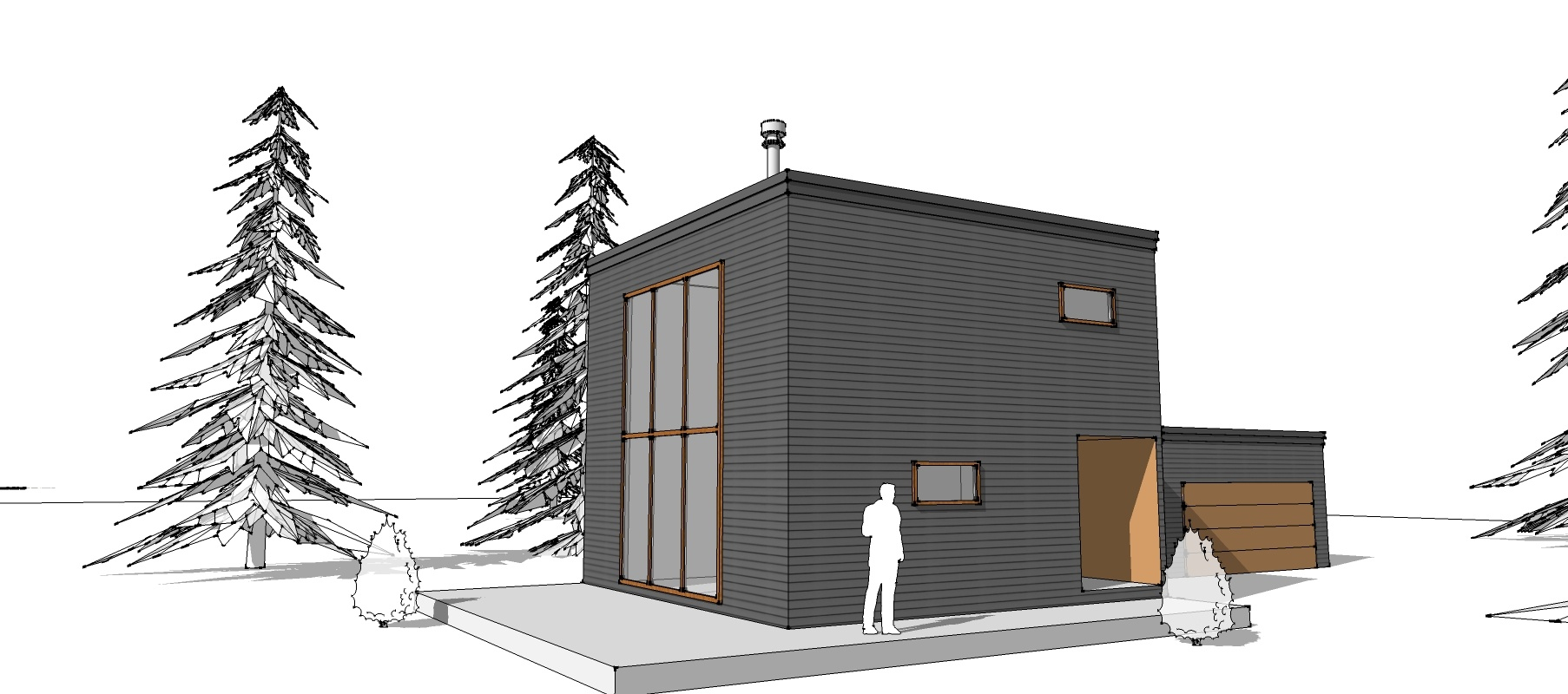 Tiny houses with northern michigan style by beag haus for Tiny house holland michigan