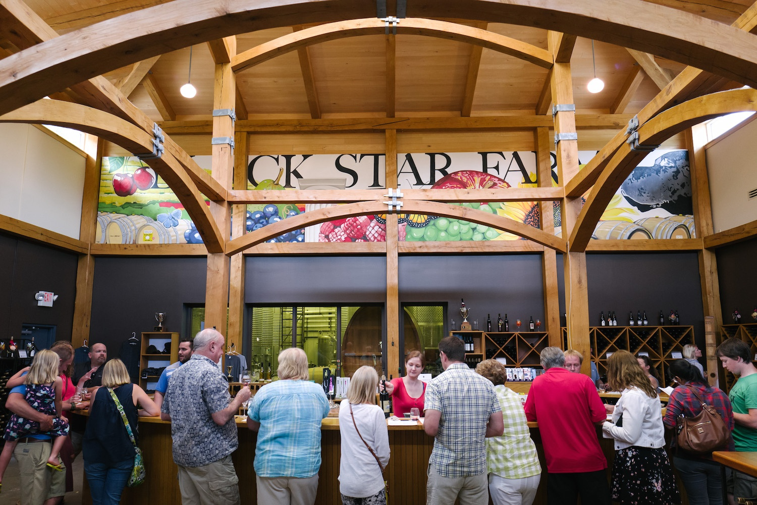 Traverse city uncorked a month of may wine events for Craft shows in traverse city mi