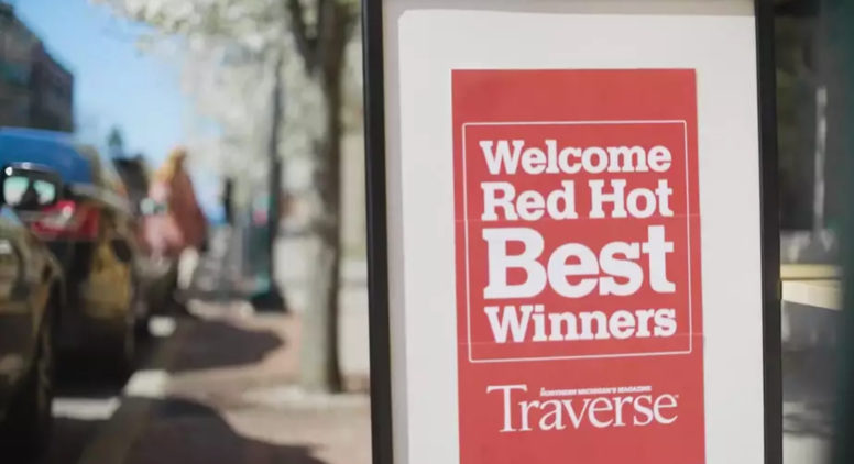 Traverse Magazine Red Hot Best Winners 2017