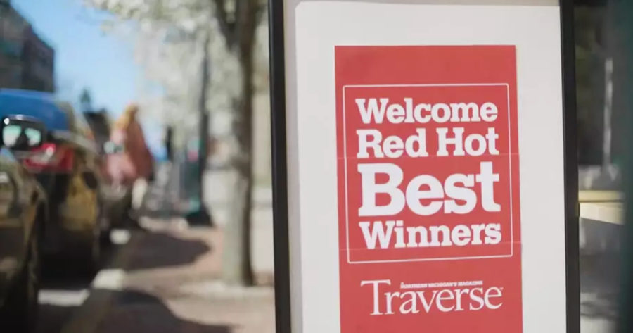 Traverse Magazine Red Hot Best