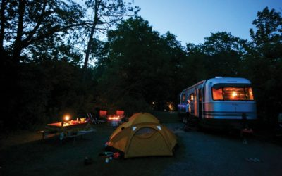Camping with Kids, It Isn't Like Your Pinterest Board (It's Way Better)