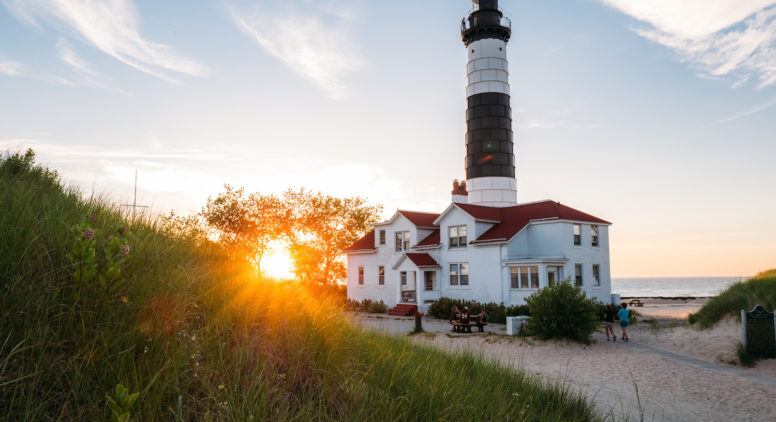 Go on a Big Sable Point Lighthouse Adventure!