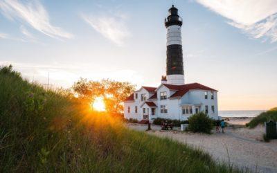 Go on a Big Sable Point Lighthouse Adventure!