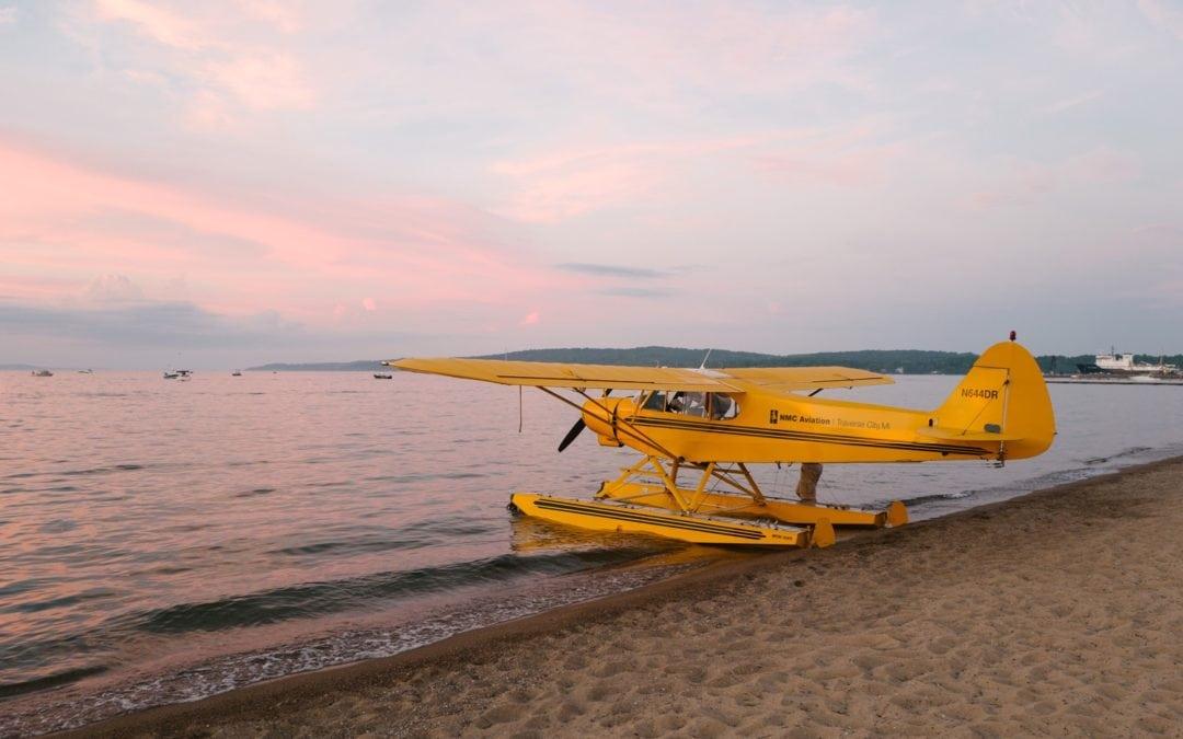 Northwestern Michigan College Aviation program
