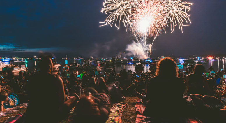 Top 10 Best Northern Michigan 4th of July Fireworks