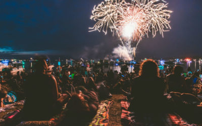 Towns with the Best 4th of July Fireworks in Northern Michigan