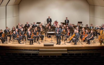 New Conductor Leads Benzie Area Symphony Orchestra in Summer Performances
